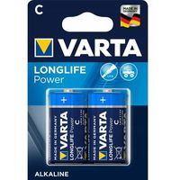 Baterie, 2 x Varta High Energy LR14/C (blister)