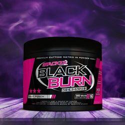 Stacker2 Black Burn Micronized 300 g