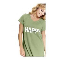 Koszula Nocna Dn-nightwear TCB.9504 Green