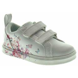 Białe buty sportowe dla dzieci American Club 11/20 - Biały