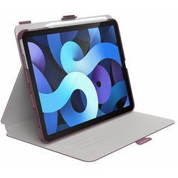 """Speck Balance Folio Etui Obudowa z Uchwytem Apple Pencil do iPad Air 4 10.9"""" (2020) / iPad Pro 11"""" (2020) / iPad Pro 11"""" (2018) z Powłoką Microban..."""