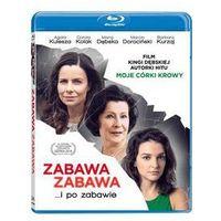 Filmy polskie, Zabawa zabawa Blu Ray/ Kino Świat. Darmowy odbiór w niemal 100 księgarniach!