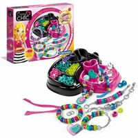 Kreatywne dla dzieci, Kolorowe Bransoletki Crazy Chic