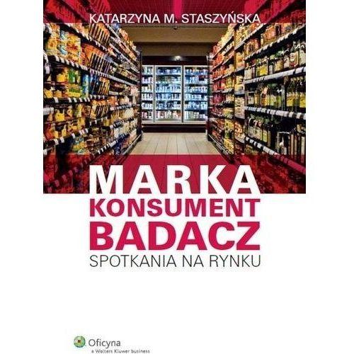 Biblioteka biznesu, Marka, Konsument, Badacz (opr. miękka)