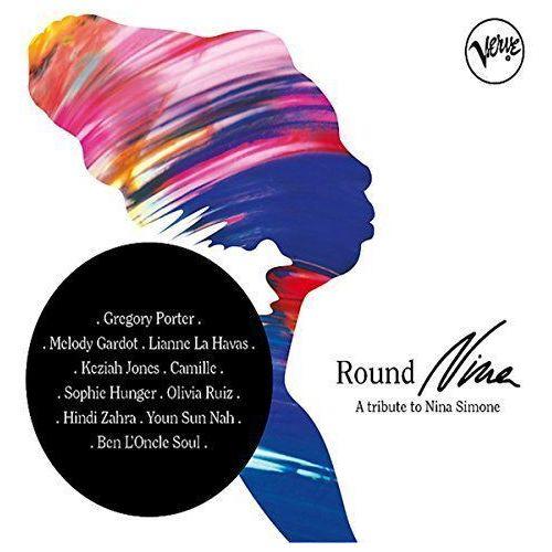 Pozostała muzyka rozrywkowa, ROUND NINA (A TRIBUTE TO NINA SIMONE) - Różni Wykonawcy (Płyta CD)