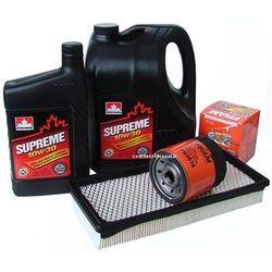 Filtr oleju powietrza oraz olej silnikowy SUPREME 10W30 Chrysler Voyager