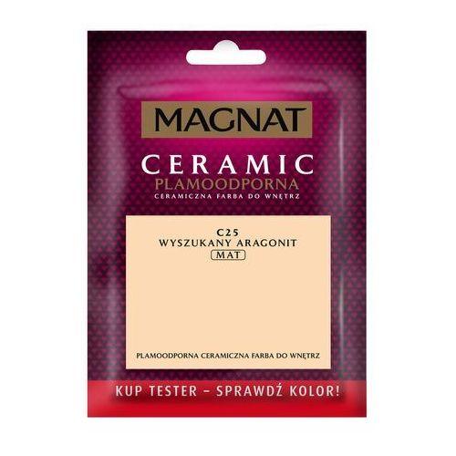Farby, Tester farby Magnat Ceramic wyszukany aragonit 30 ml