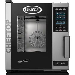 Piec konwekcyjno-parowy elektryczny ChefTop 5 GN 1/1 COMPACT PLUS