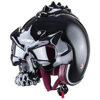 Kaski motocyklowe, Kask motocyklowy futurystyczny W-TEC YM-629S-GT, XXL (63-64)