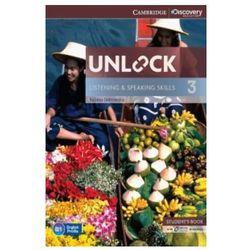 Unlock: Listening & Speaking Skills 3. Podręcznik + Online Workbook (opr. miękka)