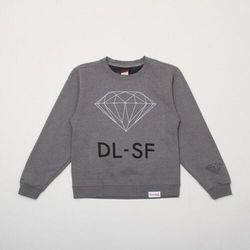 bluza DIAMOND - Dl-Sf Gunmetal (GMHE) rozmiar: XL