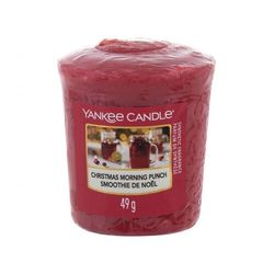 YANKEE CANDLE VOTIVE CHRISTMAS MORNING PUNCH 49G