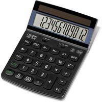 Kalkulatory, Kalkulator biurowy CITIZEN ECC-310, 12-cyfrowy, 173x107mm, czarny