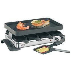 Küchenprofi Exclusive / grill stołowy, dla 8 osób, dwie płyty