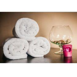 Ręcznik Hotelowy LUX 500 gr/m2 30x50cm Biały 100% Bawełny Egipskiej