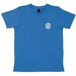 koszulka INDEPENDENT - Youth Bauhaus Cross Swedish Blue (SWEDISH BLUE) rozmiar: 10-12 YRS