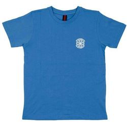 koszulka INDEPENDENT - Youth Bauhaus Cross Swedish Blue (SWEDISH BLUE)