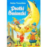 Książki dla dzieci, Psotki i śmieszki (opr. broszurowa)