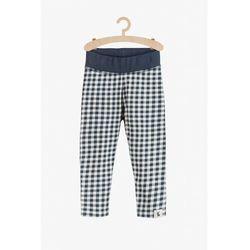 Dzianinowe spodnie dla niemowlaka 6M3910 Oferta ważna tylko do 2031-07-22