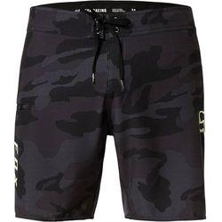 strój kąpielowy FOX - Overhead Camo Stretch Fhe 18in Black Camor (247) rozmiar: 34