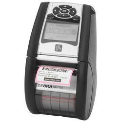 Zebra QLn220, BT, 8 dots/mm (203 dpi), Sensor, ZPL, CPCL