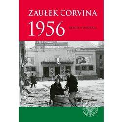 Zaułek corvina 1956 - pongrátz gergely (opr. twarda)