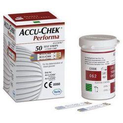 ACCU CHECK Performa paski testowe x 50 sztuk