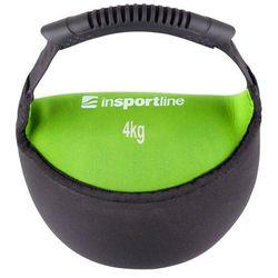 Hantla neoprenowa inSPORTline Bell-bag 4 kg