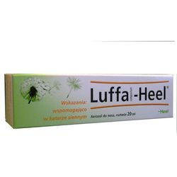 LUFFA COMPOSITUM krople do nosa 20ml aerozol