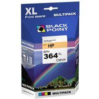 Tusze do drukarek, [BPH364XLC] Ink/Tusz Black Point | (HP CB323EE) cyan