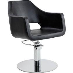 Fotel fryzjerski Marea Czarny 48h Ayala