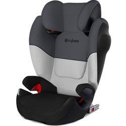 CYBEX fotelik samochodowy Solution M-Fix SILVER, Gray Rabbit - BEZPŁATNY ODBIÓR: WROCŁAW!