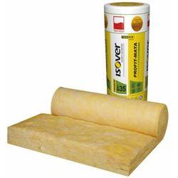 Wełna mineralna ISOVER Profit-Mata 100mm lambda 0,035 dach podłoga rolka