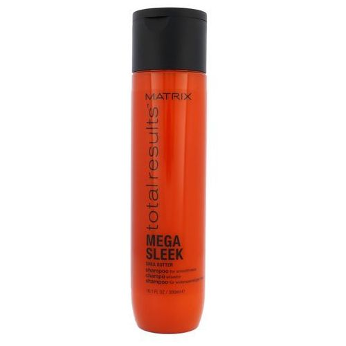 Szampony i odżywki dla dzieci, Matrix, Total Results Mega Sleek, szampon wygładzający, 300 ml