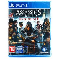Gry PS4, Assassin's Creed Syndicate (PS4)