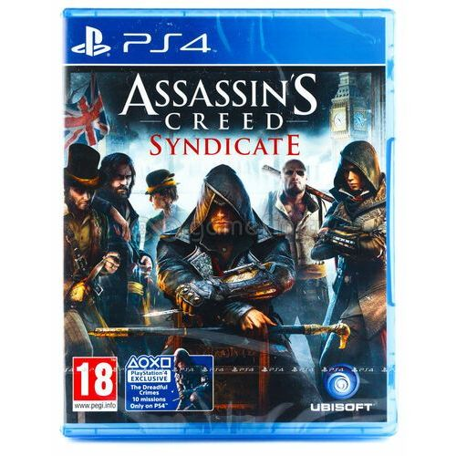 Gry na PS4, Assassin's Creed Syndicate (PS4)