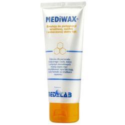 MediLab MEDIWAX Emulsja do pielęgnacji wrażliwej, suchej i zniszczonej skóry rąk (75 ml)