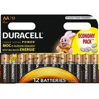 Baterie, Bateria DURACELL Basic AA 12 szt.