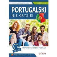 Książki do nauki języka, Portugalski nie gryzie! - Sylwia Klos (opr. miękka)