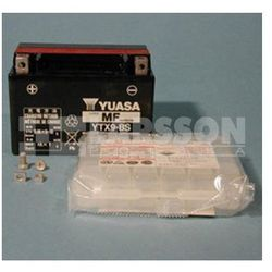 Akumulator bezobsługowy YUASA YTX9-BS (DMX9-12B) 1110240 Suzuki GSX 650, Yamaha XJR 400