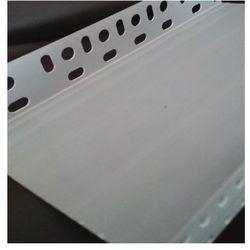 Listwa cokołowa startowa PCV 123mm - profil startowy cokołowy PVC 12cm L=2.0mb - pakiet 10 sztuk
