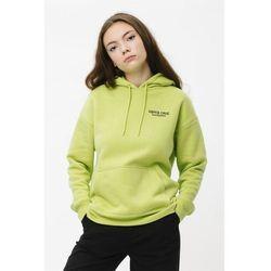 bluza SANTA CRUZ - Lucky Cat Hood Green Glow (GREEN GLOW)