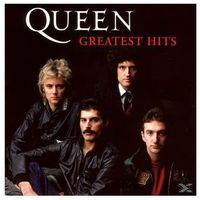 Rock, QUEEN - GREATEST HITS (REMASTERED) (CD)