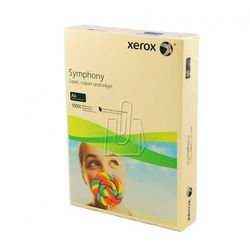 Papier kolorowy Xerox A4/80g kość słoniowa