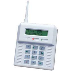 CB32 Z Bezprzewodowa centrala alarmowa v 3.02 (podświetlenie zielone) Elmes