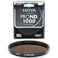 Filtr szary Hoya 49mm NDx1000 / ND1000 PROND