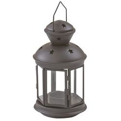 Lampion Blooma Paros 21 cm czarny