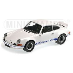 Porsche 911 Carrera RSR 2.7 1972 (white w/blue) - DARMOWA DOSTAWA!!!