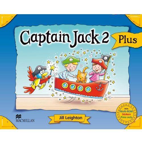 Książki do nauki języka, Captain Jack 2 Plus Pupil's Book (podręcznik) Pack (opr. miękka)