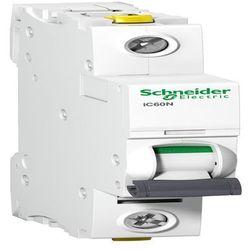 Wyłącznik nadprądowy 1P B 2A 6kA AC iC60N-B2 A9F03102 SCHNEIDER ELECTRIC